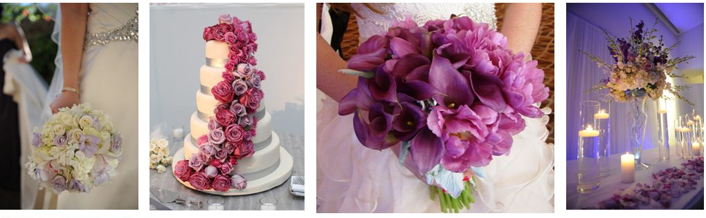 Lush Celebrations at Field of Flowers Wedding and Event Decor